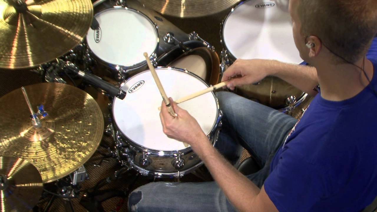 one handed drum roll drumeo lesson youtube. Black Bedroom Furniture Sets. Home Design Ideas