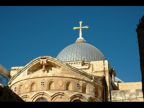 A Video Tour Inside The Church Of The Holy Sepulchre In Jerusalem