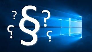 Darf Microsoft das? Interview zu Windows 10 mit Datenschutz-Experten