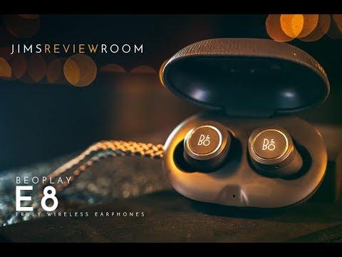 Bang & Olufsen E8  - TRULY WIRELESS Earphones - REVIEW