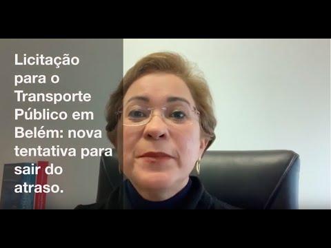 Licitação para o transporte público em Belém: Nova tentativa para sair do atraso.