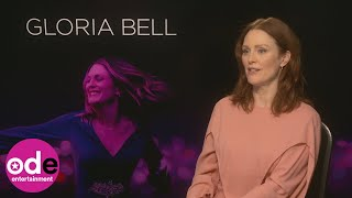 Julianne Moore on playing 'reckless' Gloria Bell