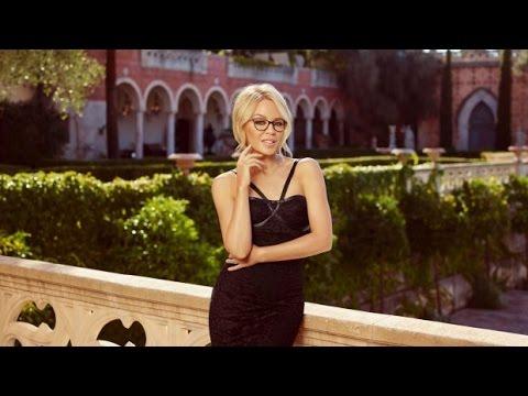 f65472afe9 Kylie Minogue Eyewear Sydney Launch - YouTube