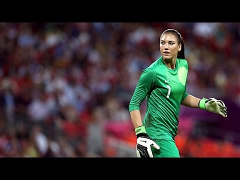 Hope Solo : The Media Should Leave Her Alone