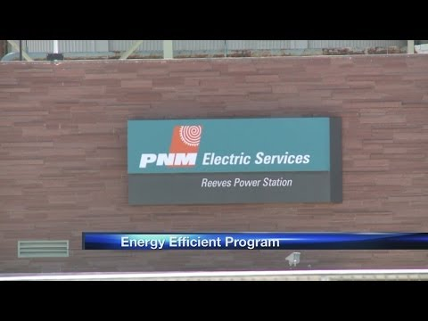 PNM launches new energy efficien program
