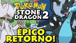 Pokemon Stone Dragon 2 (Detonado - Parte 21) - Retorno Depois de 1 Ano!