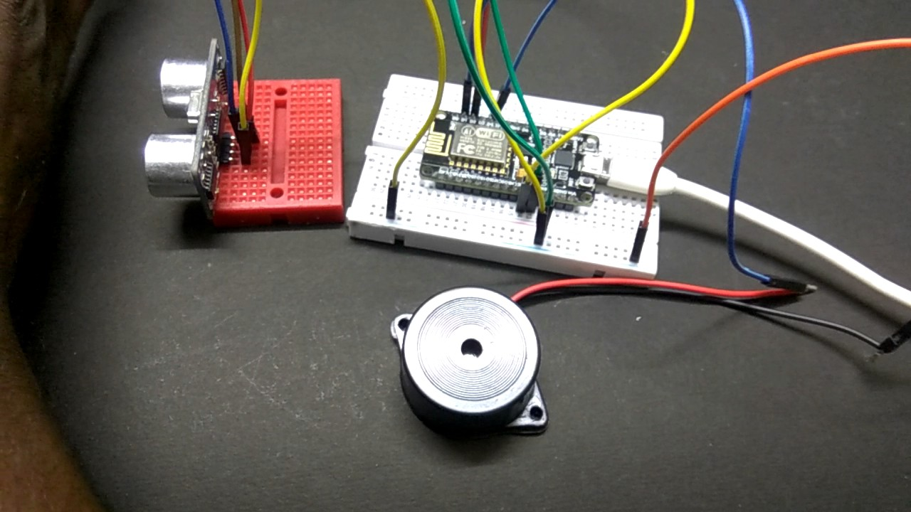 Simple Parking Mechanism With Nodemcu: 5 Steps (with Pictures)
