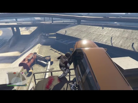 GRAND THEFT AUTO DAILY GAMEPLAY