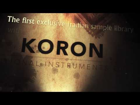 KORON: Traditional Instruments of Iran - Trailer