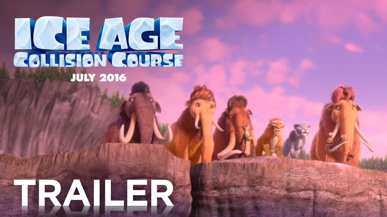 Download Ice Age: Collision Course | Official Trailer [HD] | Fox Family Entertainment