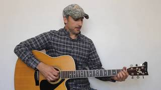 It Goes On - Zac Brown & Sir Roosevelt - Guitar Lesson | Tutorial