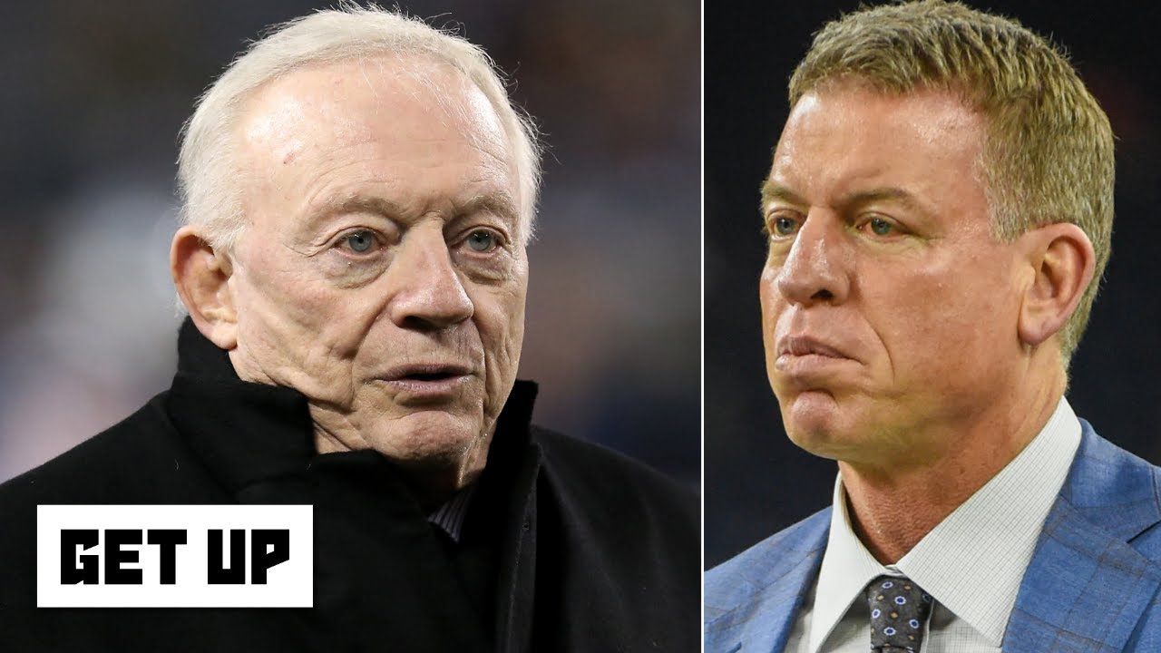 Troy Aikman's Reaction To Jimmy Johnson News Is Going Viral