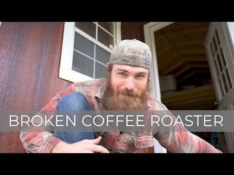 "Broken Coffee Roaster - Media Company First - ""VLOG 10"""