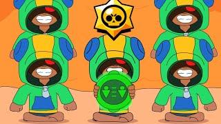 Best Brawl Stars Animation Compilation (Parody)