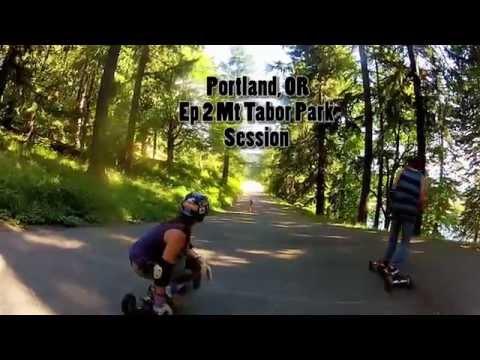 Portland Ep 2 Mt  Tabor Park Session