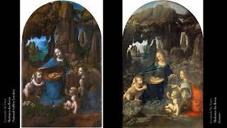 A Cor na História da Arte -1ªparte: Leonardo, Rafael e MIchelangelo