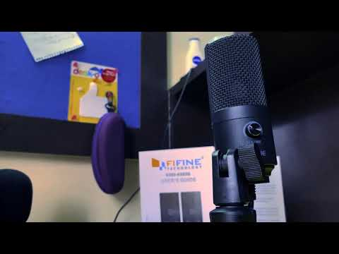 My First Ever Microphone | Fifine K699B | The Honest Review | Episode 3