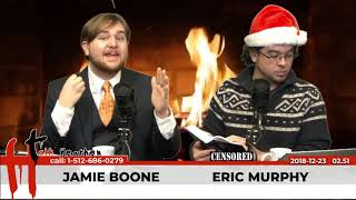 Eric Murphy Destroys Bible After Frustrating 40 minute Call