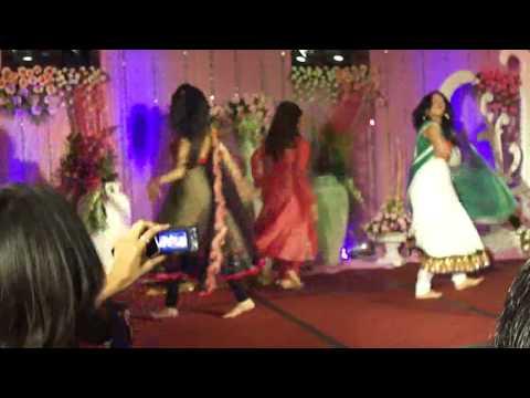 ladies sangeet choreograph