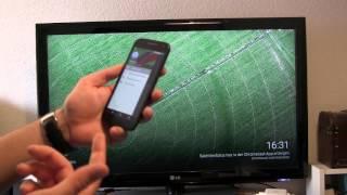 Google Chromecast 2015 2nd Gen einrichten und ausprobiert