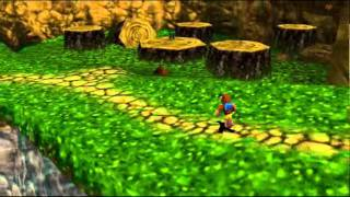 Dramatic Shoes- Banjo-Tooie Action and Item Music Mod