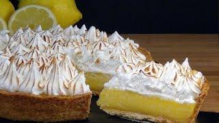 Receta Tarta de crema de limón con merengue o Lemon Pie – Recetas de cocina. Loli Domínguez