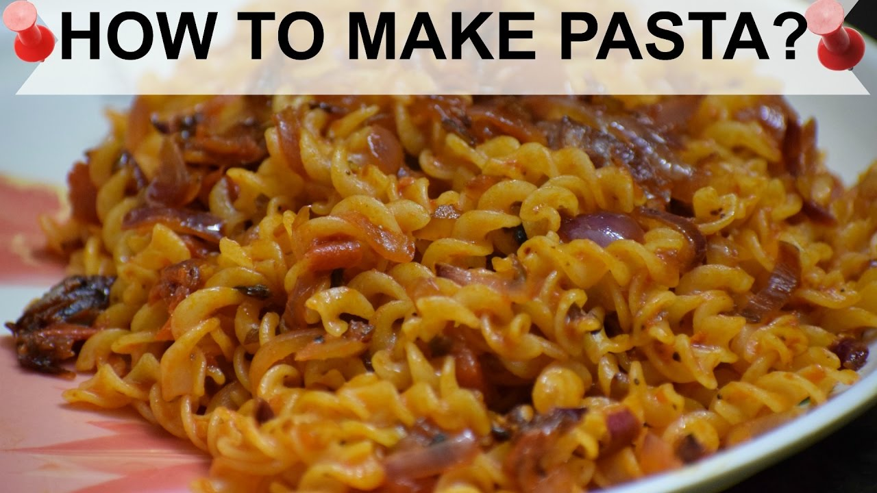 how to pre cook pasta