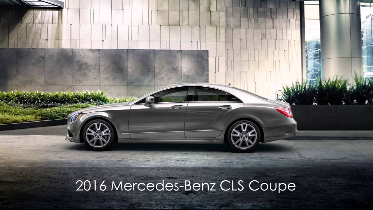 2016 Mercedes Benz CLS Coupe From Mercedes Benz Of Jackson Serving Madison,  Clinton And Brandon, MS!