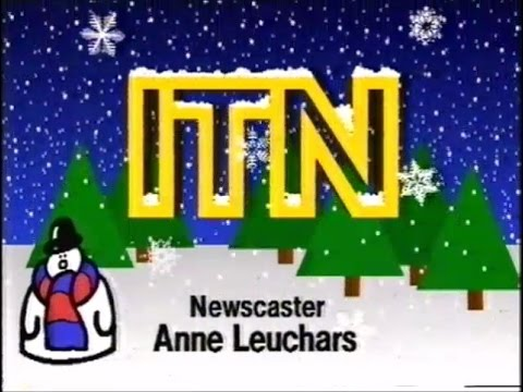 Thames - Adverts Continuity & ITN News - 1985