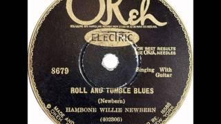 Hambone Willie Newbern - Roll and Tumble Blues