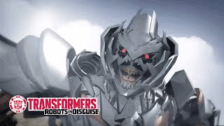 Transformers - Cyber Missions: Decepticons Attack (Episode 13)