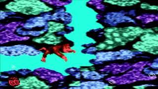 Donkey Kong Country (GBC) Gorilla Glacier - Croctopus Chase
