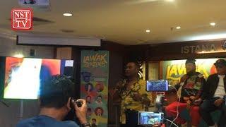 Zainalabidin to join 'Lawak Ke Der?'