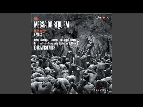 Messa da Requiem: IIh Dies irae Ingemisco