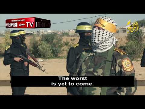 Gaza-Based Fatah Splinter Group Performs Military Exercise, Simulated Kidnapping of Israeli Soldier