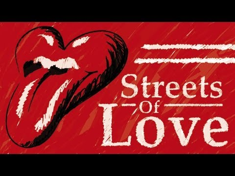 Rolling Stones - STREETS OF LOVE (Song Parody)