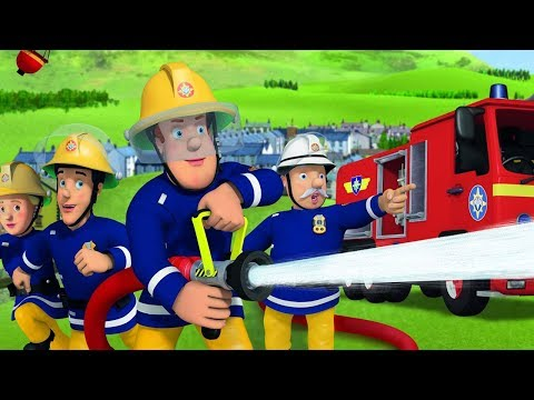 Brandweerman Sam Nederlands : Held van de vlammen 🔥 Beste redt 🔥 Nieuwe Afleveringen