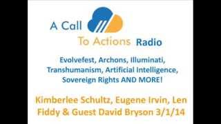 Overcoming The Archon Agenda: Transhumanism, Spiritual Sovereignty David Bryson,Kimberlee Schultz