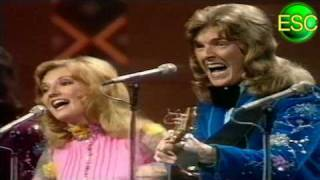 ESC 1972 05 - United Kingdom - The New Seekers - Beg, Steal Or Borrow