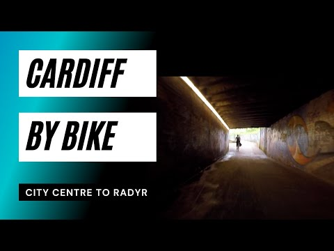Cardiff City Centre to Radyr, By Bike