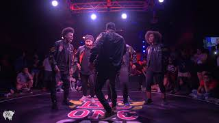 ILLTRIBE Showcase RedBull BCONE Houston Dance Camp 2018   YAK BATTLES