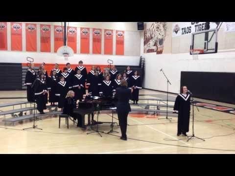 Taos High School 2013 Choir