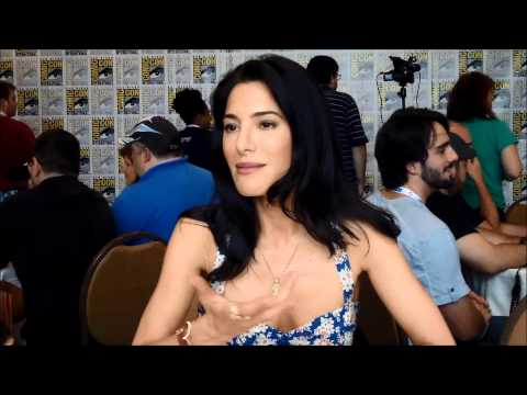 Defiance SDCC2013 Q&A with Jaime Murray