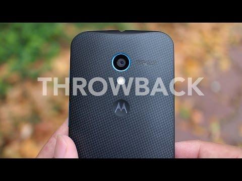 Motorola Moto X (1st Gen.) Throwback: Goog-orola Phone