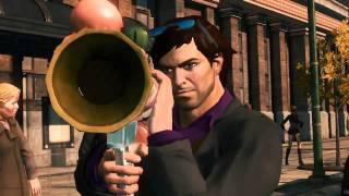 Saints Row: The Third - Genki Announcement (HD 720p)