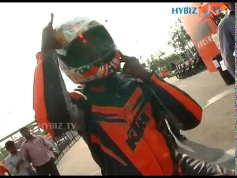 Ktm Orange Duke Bike Stunts Youtube