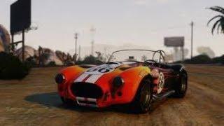 Grand Theft Auto V | Shelby Cobra 427 + Tuning   1080p 50fps