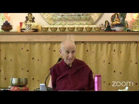 06 Q&A Session with Ven. Chodron 09-20-20