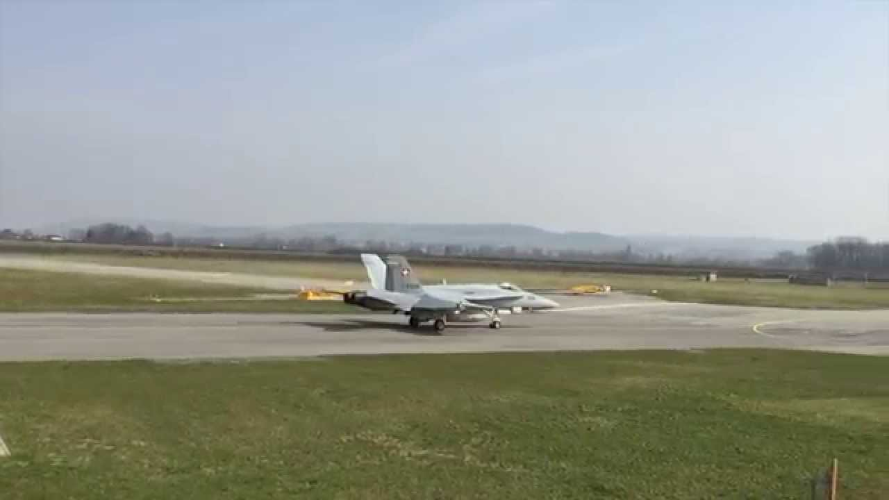 F/A-18 Alarmstart