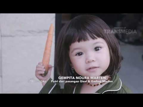 CERITA DEWI SANDRA - Seru-seruan bareng Jessica Iskandar (1/1/2017) Part 1